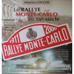 Le RALLYE MONTE-CARLO au Xxe siècle