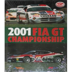 FIA GT Championship 2001 - PROXIMUS 24 HOURS OF SPA