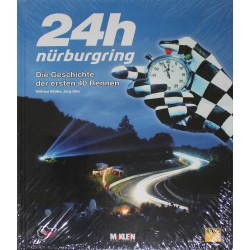 24H Nürburgring Die Geschichte der ersten 40 Rennen