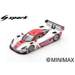 SPARK 43SE15 CHEVROLET Corvette DP N°5 Action Express Racing Vainqueur 12H Sebring 2015 C. Fittipaldi - J. Barbosa – S. Bourdais