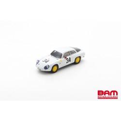 SPARK S9052 ALFA ROMEO Giulietta Sport Zagato N°34 24H Le Mans 1963 G. Sala - R. Rossi