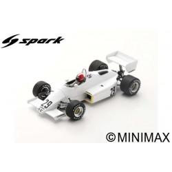 SPARK S5778 ARROWS A6 N°29 GP Brésil 1983 Marc Surer