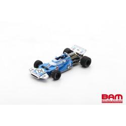 SPARK S4325 MATRA MS120 N°25 3ème GP Belgique 1970 Jean-Pierre Beltoise