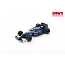SPARK S6974 TYRRELL 023 N°4 GP Brésil 1995 Mika Salo