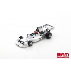 SPARK S7268 MARCH 761 N°9 2ème International Trophy 1976 Vittorio Brambilla