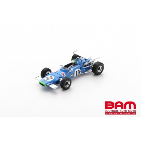 SPARK HP23 MATRA MS7 n°10 1er GP d'Albi 1968 Henri Pescarolo