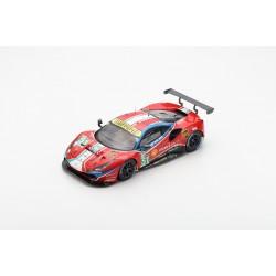 LOOKSMART LS18LM023 FERRARI 488 GTE EVO N°51 AF Corse 24H Le Mans 2020