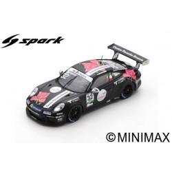 SPARK SI008 PORSCHE 911 GT3 Cup N°32 Porsche Carrera Cup Italie Champion 2018 Gianmarco Quaresmini (300ex)