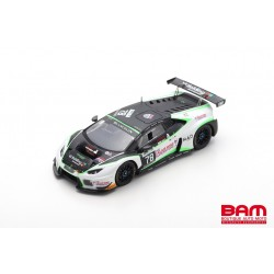 SPARK SB293 LAMBORGHINI Huracán GT3 N°78 Barwell Motorsport 24H Spa 2016