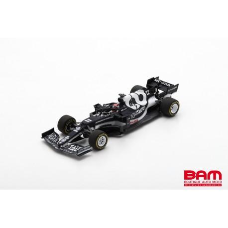 SPARK S7669 ALFATAURI AT02 N°22 Scuderia AlphaTauri F1 Team 9ème GP Bahrain 2021 Yuki Tsunoda