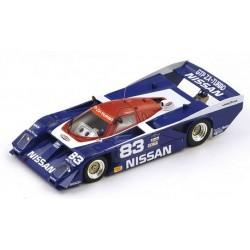 SPARK 43SE89 NISSAN GTP ZXT N°83 1er Sebring  89