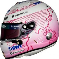 SPARK 5HF064 CASQUE Sebastian Vettel - Aston Martin 2021 1/5ème