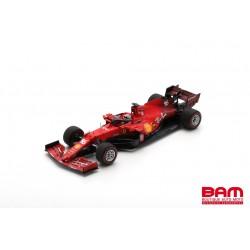 LOOKSMART LSF1035 FERRARI SF21 No.16 Scuderia Ferrari GP Bahrain 2021