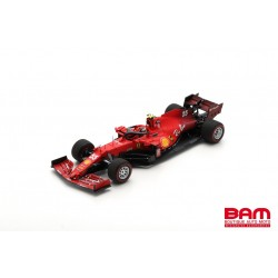 LOOKSMART LSF1035 FERRARI SF21 No.55 Scuderia Ferrari GP Bahrain 2021