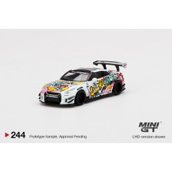 MINI GT00244-L NISSAN GT-R R35 Type 2 Rear Wing ver 3