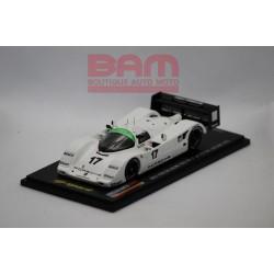 SPARK KAN017 PORSCHE 962C Joest Racing N°17 24h Le Ma