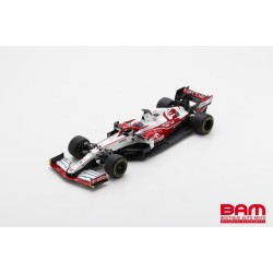 SPARK 18S578 ALFA ROMEO Racing ORLEN C41 N°7 Sauber F1 Team GP Bahrain 2021 Kimi Räikkönen