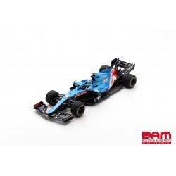 SPARK 18S580 ALPINE A521 N°14 Alpine F1 Team GP Bahrain 2021 Fernando Alonso