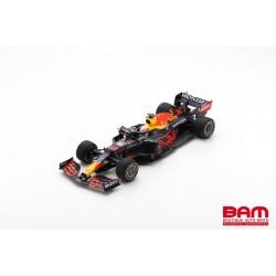 SPARK 18S582 RED BULL Racing RB16B N°33 Honda Red Bull Racing Vainqueur GP Emilie Romagne 2021 Max Verstappen