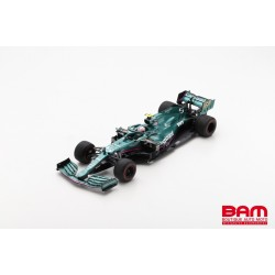 SPARK 18S586 ASTON MARTIN AMR21 N°5 Aston Martin Cognizant F1 Team GP Bahrain 2021 Sebastian Vettel