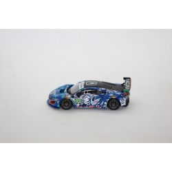 MINI GT 00072-L ACURA NSX GT3 N°93 Statue of Liberty Imsa Watkings Glen 2017