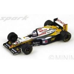 SPARK S1780 TEAM LOTUS 109 N°11 1994 Mika Salo