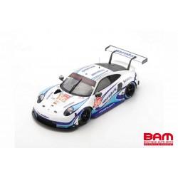 SPARK 08SP172 PORSCHE 911 RSR N°56 Team Project 1 27ème 24H Le Mans 2020 M. Cairoli - E. Perfetti - L. ten Voorde