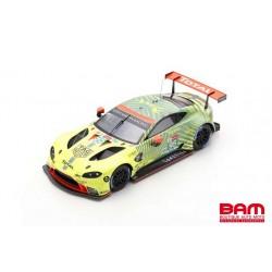 SPARK 08SP170ASTON MARTIN Vantage AMR N°95 Aston Martin Racing 3ème LMGTE Pro class - 22ème 24H Le Mans 2020