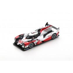 SPARK 08SP167 TOYOTA TS050 - Hybrid N°7 TOYOTA GAZOO Racing 3ème 24H Le Mans 2020 M. Conway - K. Kobayashi - J. M. López