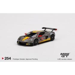 MINI GT MGT00254-LCHEVROLET Corvette C8.R N°4 IMSA 24H Daytona 2020