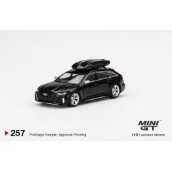MINI GT MGT00257-L AUDI RS 6 Avant