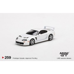 MINI GT MGT00259-L TOYOTA TRD 3000GT Super White