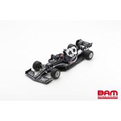 SPARK 18S592 ALFATAURI AT02 N°22 Scuderia AlphaTauri F1 Team 9ème GP Bahrain 2021 Yuki Tsunoda (1/18)
