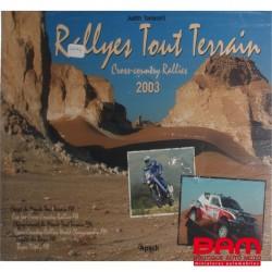 RALLYES TOUT TERRAIN 2003