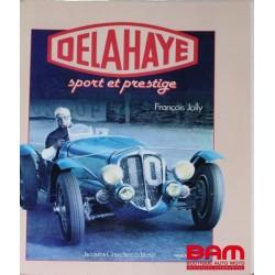 DELAHAYE Sport et Prestige