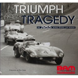 TRIUMPH and TRAGEDY-1955 SPORTS CARS YEA