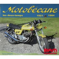 MOTOBECANE-LES 2 TEMPS 1921/1984