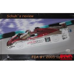 SCHUH'S REVIEW FIA GT 2005 SPA 24H
