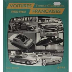 VOITURES FRANCAISES 1955-1960