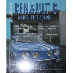 RENAULT 8 MAJOR, R8S & GORDINI