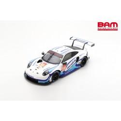 SPARK 12S028 PORSCHE 911 RSR N°56 Team Project 1 27ème 24H Le Mans 2020 M. Cairoli - E. Perfetti - L. ten Voorde (1/12)