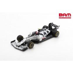 SPARK S6480 ALPHATAURI AT01 N°10 Scuderia AlphaTauri F1 Team Vainqueur GP Italie 2020