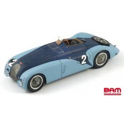 SPARK 18LM37 BUGATTI 57R LE MANS 1937 N°2 VAINQUEUR