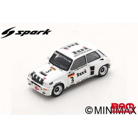 S6021 RENAULT 5 Turbo N°3 Renault 5 Turbo Eurocup 1981 -Peter Oberndorfer