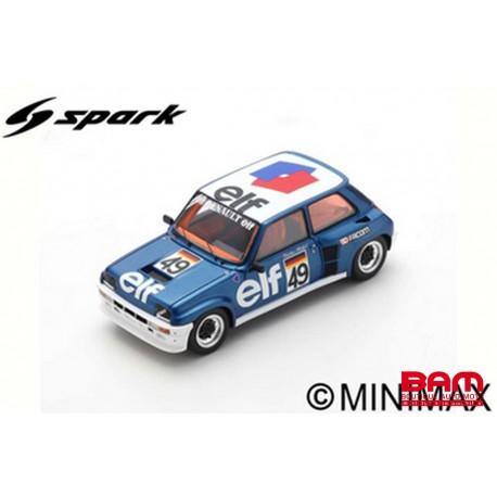 S6022 RENAULT 5 Turbo N°49 Renault 5 Turbo Eurocup 1981 -Walter Röhrl
