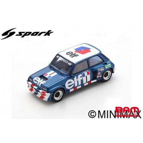 S6151 RENAULT 5 Turbo N°1 Renault 5 Turbo Eurocup 1981 -Jean Ragnotti
