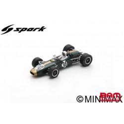 S7092 BRABHAM BT22 N°30 GP France 1966 Jo Bonnier