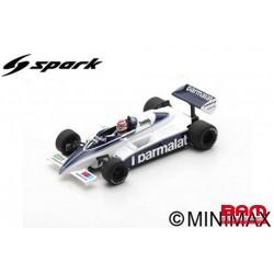 S7116 BRABHAM BT50 N°1 Vainqueur GP Canada 1982 Nelson Piquet