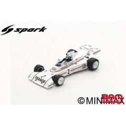 S7303 LOTUS 74 N°2 GP F2 I. G. B. 1973 Ronnie Peterson
