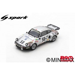 S7511 PORSCHE 911 Carrera RSR N°59 24H Le Mans 1974 P. Mauroy - A-C. Verney - M. Rénier